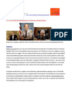 10-03-09 Marina v LA County (BS109420) - False Hospitalization of Attorney Richard Fine