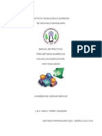 Manuel de Excel -Metodos Numericos