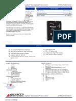 Advanced Motion Controls DPRALTE-015B200