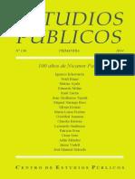 Estudios Publicos Especial N.parra 2014