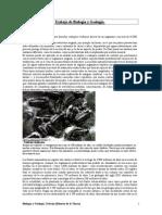 Dataciones Biologia y Geologia