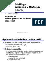 Clase 4.0.1 - Visison General de Las Redes de Area Local - Cap 15
