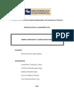 Informe de Tipos de Acero Corrugado y Estructural