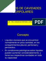 Liquidos coorporales - citologia