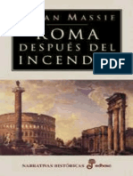 Roma Despues Del Incendio - Massie, Allan