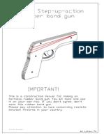 pistola de ligas