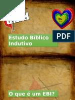 Ebi - Estudo Bíblico Indutivo