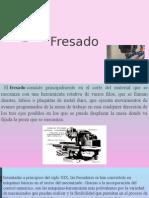 FRESADO