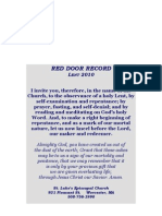 Red Door Record