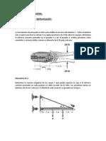 Problemas propuestos de Esfuerzo y Deformacion (RMT) UDEP 2015-V