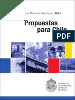 Propuestas Para Chile 2013 Capitulo IV