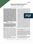 Rhinosinusitis Article