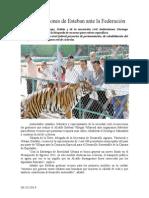 09.10.2014 Avalan Gestiones de Esteban Ante La Federación