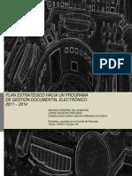 Plan Estrategico Institucional 2011-2014 2