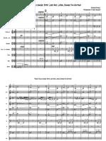 Part 1 Solo Dancer Score