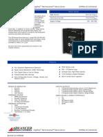 Advanced Motion Controls DPRNLIE-030A400