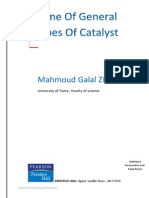 General Types of Catalysis