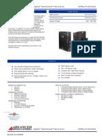 Advanced Motion Controls DPRNLIR-060A800