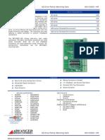 Advanced Motion Controls MC1XAZ01-HR