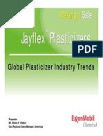 Global Plasticizer Trends-brasil Plast 2007