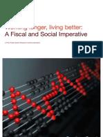 Working Longer, Living Better - Extending Working Lives Final PwC
