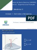 MecanicaII_Unidade1