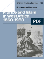 France and Islam in West Africa