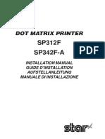 Sp312install Manual