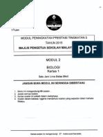 2015 PSPM Kedah Biologi1 w Ans