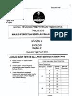 2015 PSPM Kedah Biologi2 w Ans