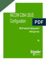 L2 V4 08 C264 LBUS Configuration E 01