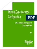 L2 V4 10 C264 Internal Synchrocheck E 01
