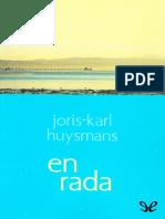 Huysmans, Joris-Karl - En Rada [23454] (r1.0)