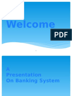 Banking System ppt