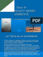 Tema -8sociedad y Medio Ambiente