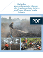 Peatland Fire Prevention Guidebook