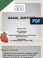 Referat Gagal Jantung