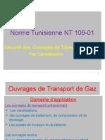 4- Ouvrage de Transport de Gaz