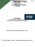 Francisco Barros - Eficácia e Efeitos Da Sentença - TRF5