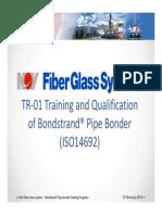 TR-01Bonder Training Program (Main)