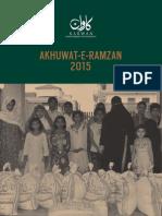 Akhuwat e Ramadan 2015
