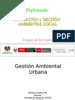 Ambiente Lima Callao 01-A Gestión Ambiental Urbana