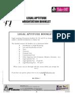 Legal Aptititude Ol