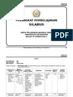 SILABUS MI Bahasa Arab 6.doc