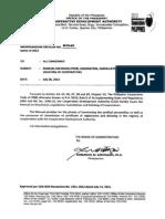 Liquidation Manual for Cooperative