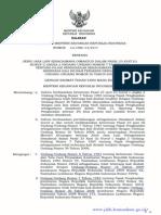 Peraturan Menteri Keuangan No.141/PMK.03/2015