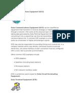 Data Communications Equipment.docx