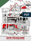 BedPop Fun Palaces programme 2015