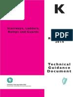 Building Regulations TDG K 2014
