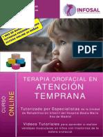 Programa Terapia Orofacial en at ONLINE